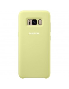 Coque silicone Galaxy S8 Original Silky and Soft Touch finish
