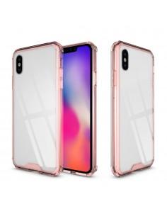 Coque silicone pour iPhone XS Max Coque hybrid antichocs