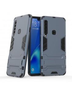 Coque antichoc hybride pour Galaxy A9 2018 avec support Cool Guard