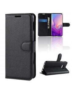 Etui Samsung portefeuille pour Galaxy S10E