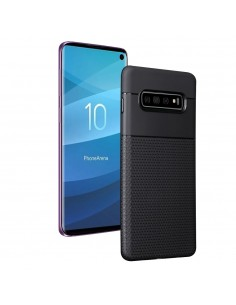 Coque silicone pour Samsung Galaxy S10 Triangles