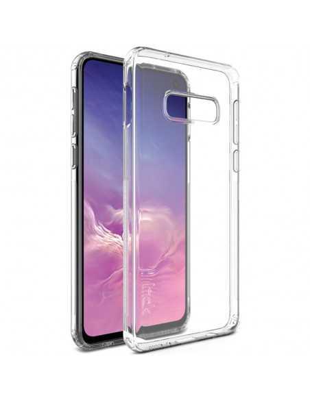 Coque silicone souple Samsung Galaxy 10E - IMAK Transparent