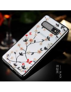 Coque silicone fantaisie pour Samsung Galaxy S10 de la marque Sulada