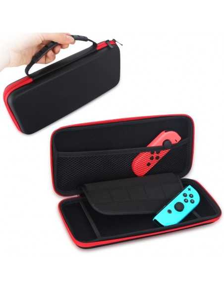 Housse de protection Nintendo Switch OIVO Rouge