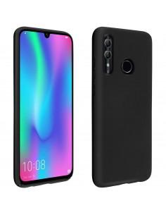 Coque silicone P Smart 2019 Semi rigide avec finition Cool Touch Noir