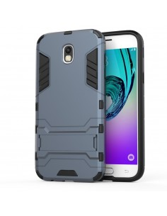 Coque silicone Galaxy J5 2017 Cool Guard Bleu foncé