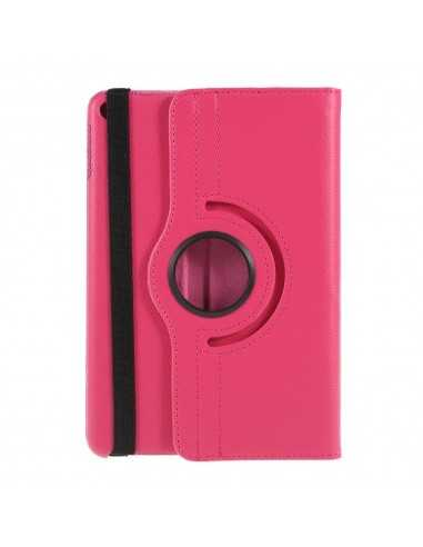 Etui de protection iPad mini 2019 et Mini 4 360° - Fushia