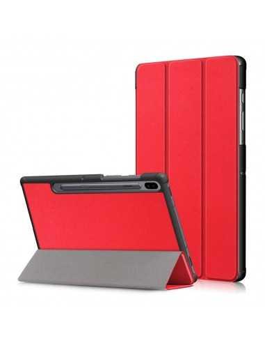 Etui de protection Galaxy Tab S6 10.1 Smart case - Rouge