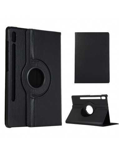 Protection intégrale Galaxy Tab S6 avec orientation 360° - Noir