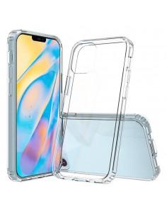 Coque antichoc hybride iPhone 12 mini - Transparent