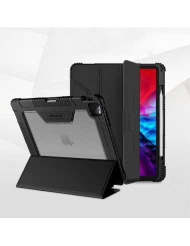 Etui renforcé iPad Pro 11 2020 / 2018 et iPad Air 2020 - Avec support intégré NILLKIN - Noir